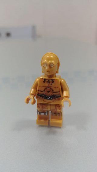 Figura lego C-3po star wars