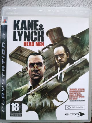 Kane linch ps3