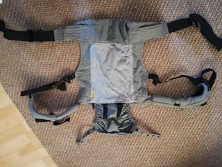 mochila portabebes boba