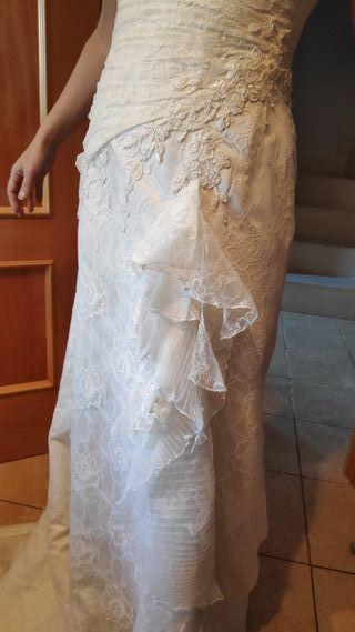 vestido de novia de marca de segunda mano en la provincia de huelva