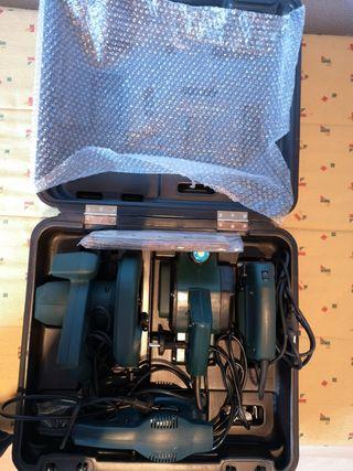 Caja herramientas mecánicas