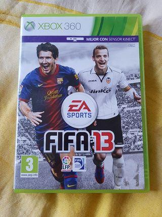 Fifa 13. Xbox 360.