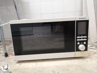 Microondas horno con grill silvercrest Lidl