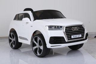 Audi Q7 Cochecito eléctrico 12v CON MANDO