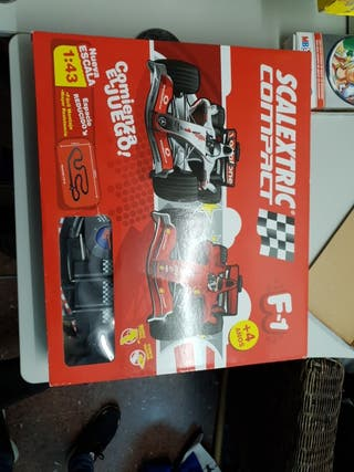 Scalextric Compact! NUEVO
