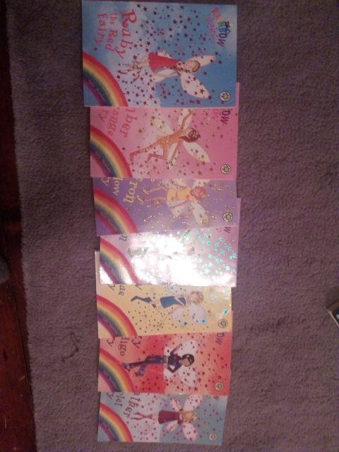 Rainbow magic, Daisy Meadows collection