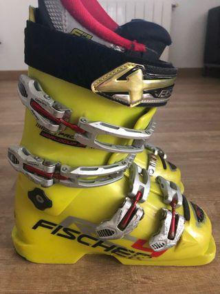 Botas esquí niño Fischer