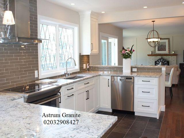 Get Best Snow Quartz Kitchen Worktop London