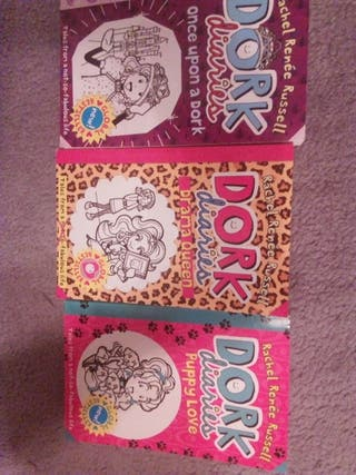 Dork diaries full collection