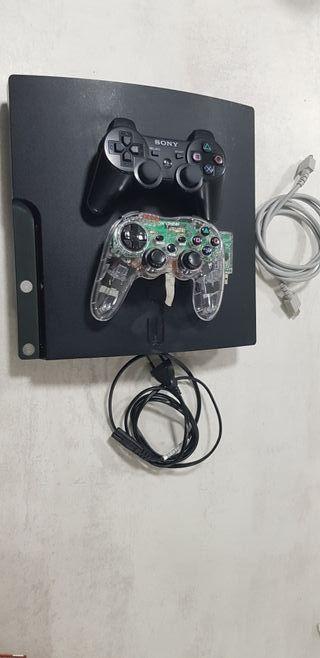 PS3 CON 13 JUEGOS dos mandos