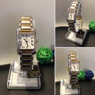 Reloj viceroy mujer bicolor