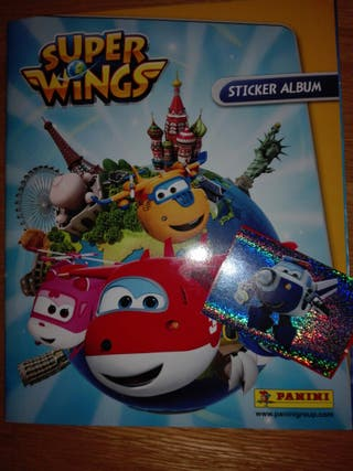 Cromos super wings