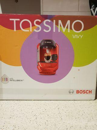 Cafetera Automática Bosch Tassimo