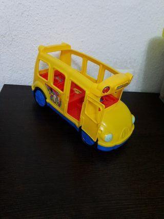 autobus con sonidos