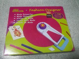 Juego infantil para diseñar moda
