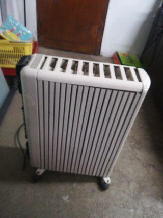 radiador en perfecto estado