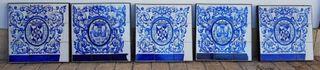 Cuadro azulejos Sevillanos Triana