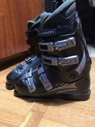Botas ski Salomón 42 2/3