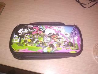 Funda Splatoon para Nintendo Switch