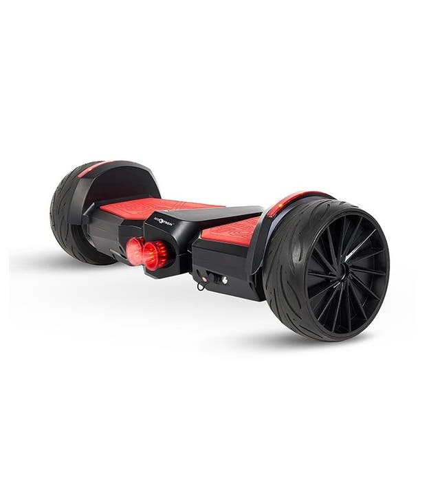 """Hoverboard 8.5"""", aerotabla Hummer color negro con"""