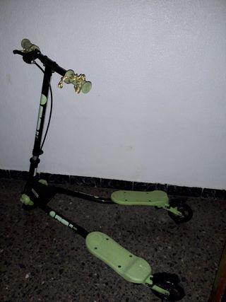 Patinete infantil 3 ruedas Yvolution fliker A1 air
