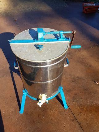 Extractor de miel.
