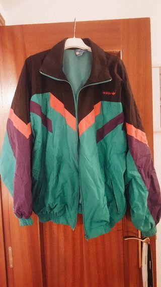Mano Vintage De Chaqueta Qwxtci5 En Segunda Adidas Wallapop tBdwOq