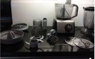 Robot de Cocina Procesador de Alimentos Siemens