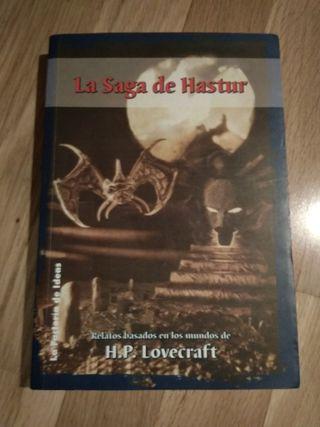 La Saga de Hastur La factoría de ideas Lovecraft