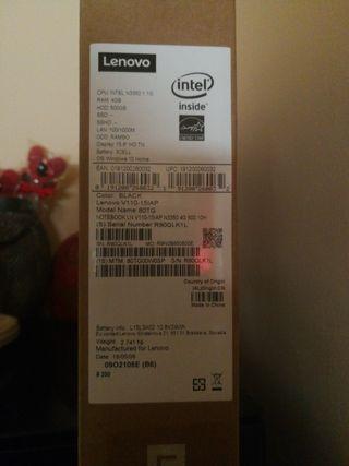 ordenador portatil nuevo, precintado Lenovo