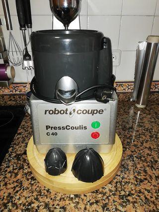 Licuadora y exprimidor profesional Press CoulisC40