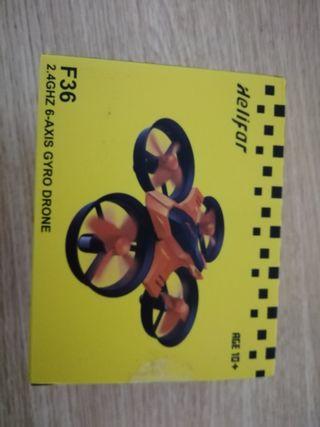 Drone nuevo en caja