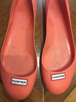 Hunter zapatos