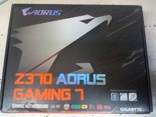 Placa base AORUS Z370 Gaming 7