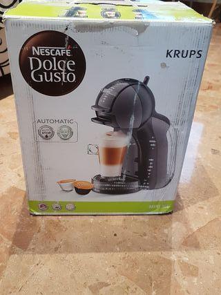 máquina café totalmente nueva