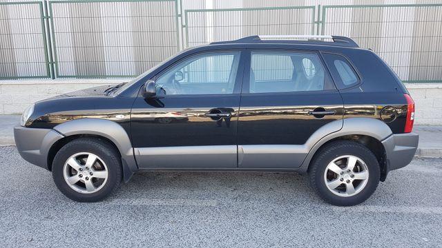 Hyundai Tucson 2.0 CDRI 4x4 112cv