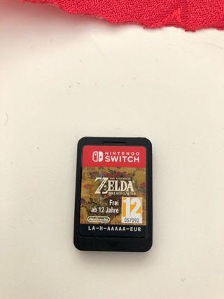Juego Zelda para Nintendo Switch