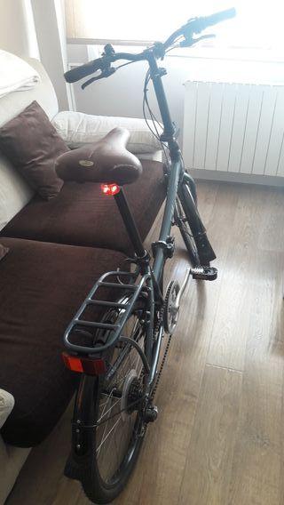 Bici Plegable Megamo 24 Folding