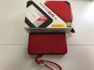 Nintendo 3DS XL + Juegos + Accesorios