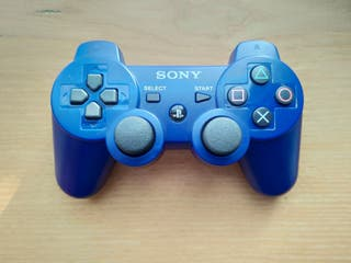 Mando PlayStation 3 Azul