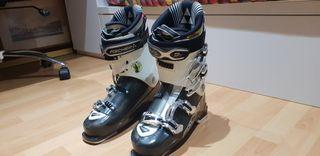 Bota esqui Fischer 100 progressor