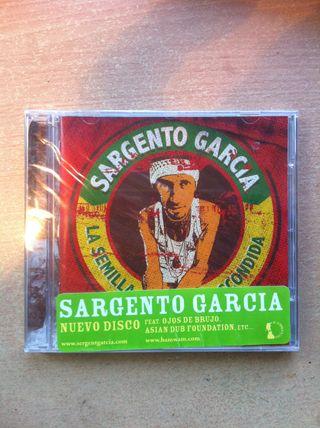 """Cd Sargento García """"La semilla escondida"""""""