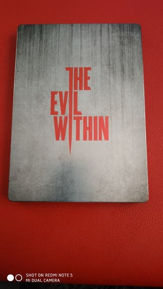 Steelbook The Evil Within