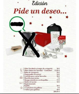 Thermomix pide un deseo