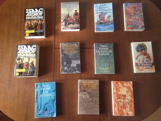 Asimov, Historia Universal