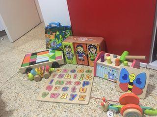 8 Juguetes para bebés de menos de 18 meses