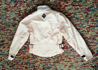 Chaqueta impermeable mujer urban/moto