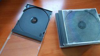 50 estuches CDS