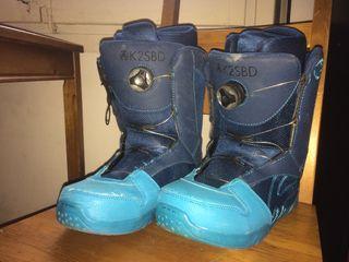 Botas Snowboard T 42