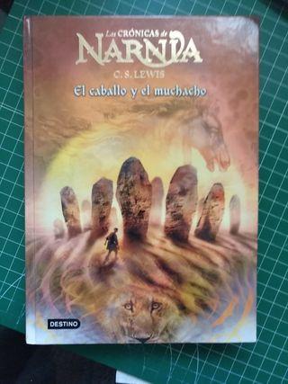 Narnia: El caballo y el muchacho